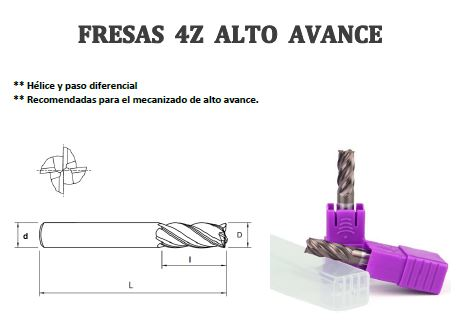 FRESAS ALTO AVANCE