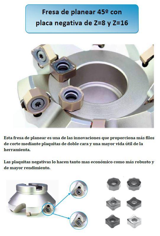 3. PROMOCION FRESA DE PLANEAR DE PLACAS Z8 Y Z16